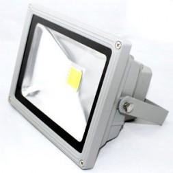Đèn pha LED 20W đủ 100% công suất
