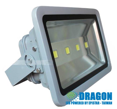Đèn pha LED 200W đủ 100% công suất