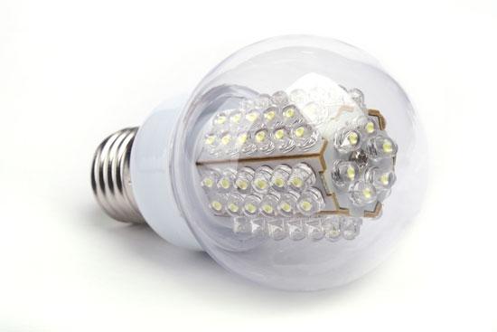 Bóng đèn LED công nghệ mới phát sóng Wi-fi