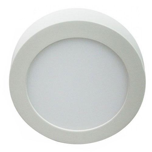 Đèn ốp trần nổi LED tròn 6w
