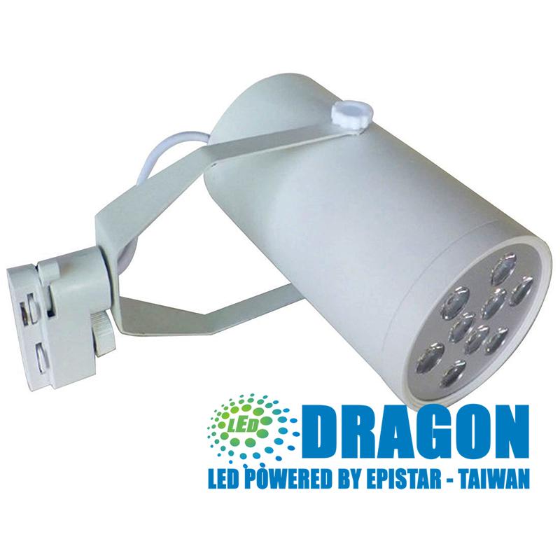 Đèn LED chiếu điểm 7W thanh ray