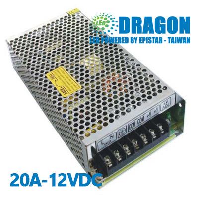Nguồn tốt ong 12VDC 20A