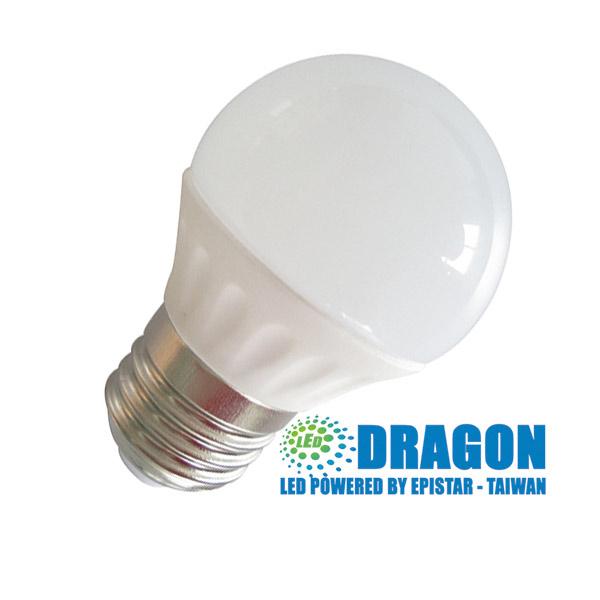 Đèn LED Búp 3W
