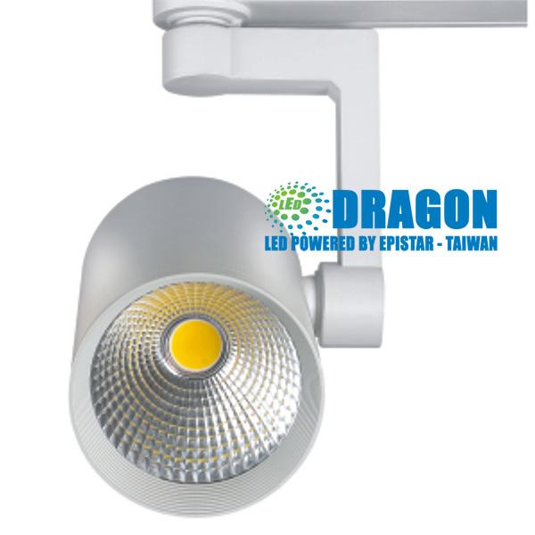 Đèn LED chiếu điểm 20W COB ray