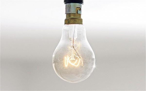 Thông thường đèn sợi đốt sẽ được thay thế bằng đèn LED