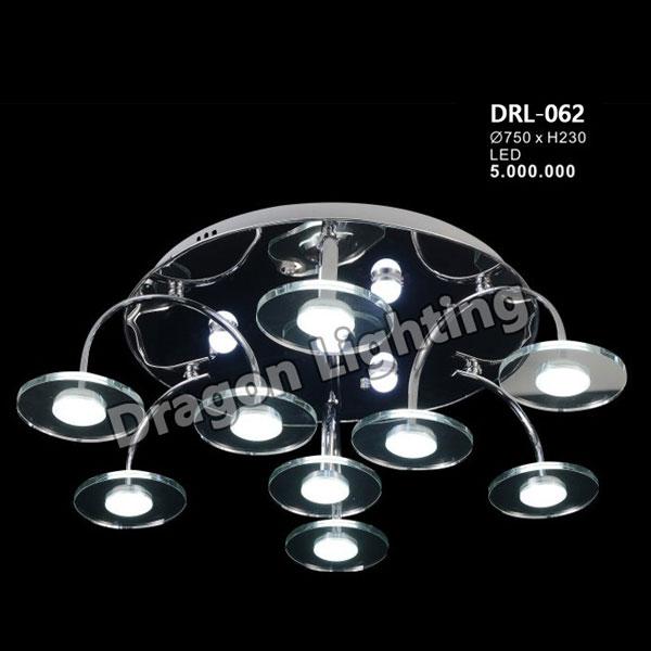 Đèn chùm pha lê tròn Dragon DRL-062