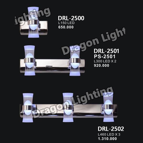 Đèn soi gương/soi tranh kiểu trứng Dragon DRL-2500