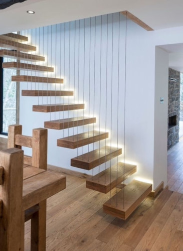 10 cách khiến nhà bạn thêm sang chảnh bằng đèn LED