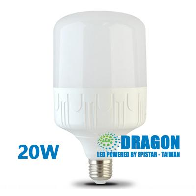 Đèn LED trụ 20W kín nước