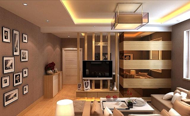 Phương án lắp đèn LED tối ưu cho các khu trong nhà