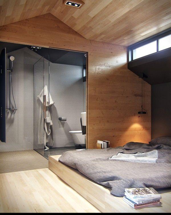 11 kiểu bày trí phòng tắm thư giãn bằng đèn LED