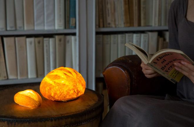 Những ổ bánh mì đèn LED cho chủ nhà yêu nấu nướng