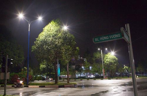 1.000 dự án đèn đường thông minh của đại gia chiếu sáng