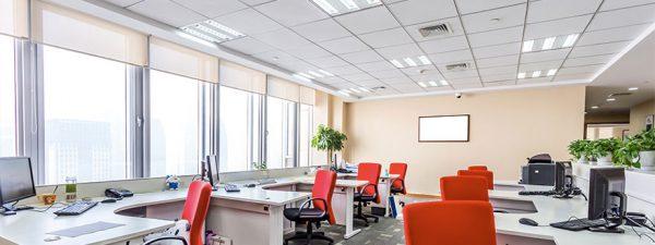 Đèn Led âm trần giải pháp chiếu sáng cho văn phòng
