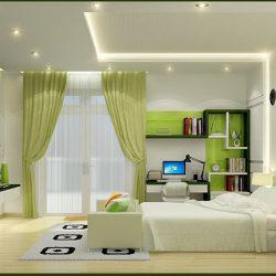 Giải pháp thiết kế chiếu sáng cho phòng ngủ