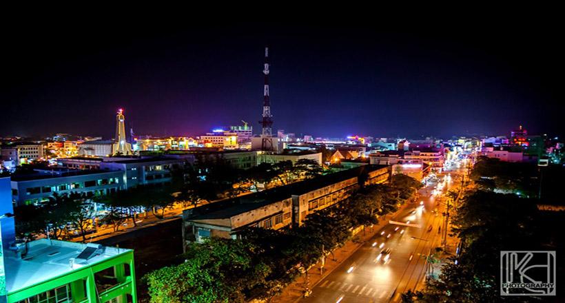 Thí điểm gần 8000 bộ đèn đường LED tại An Giang